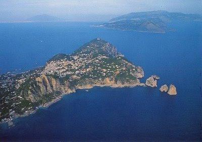 Foto Di Capri Capri Foto Aerea