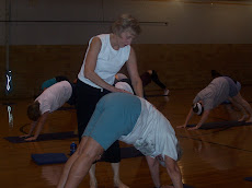 Yoga at Fieldale Community Center