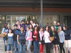 AMMAN BACCALAUREATE SCHOOL VISITING IES POMPEU FABRA