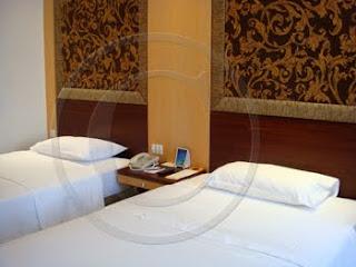 M Hotel Singapore Room