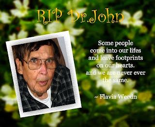 RIP Dr John