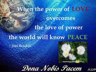 Dona Nobis Pacem | Grant Us Peace