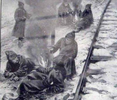 Viaggiare in ferrovia