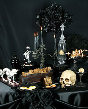 Shellhawk S Nest Epicurious Halloween Party Ideas