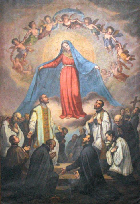 """Domus dei, porta caeli"" - A Jesús por María"