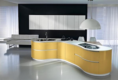 Modern And Luxury Italian Kitchen Design Trend 2011 U2013 Unique Dune Kitchen  Range From Pedini
