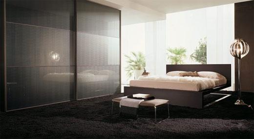 Modern Minimalist Bed Design Of Urano Bed : Contemporary Modern Minimalist Bedding Design by Leonardo Dainelli ...
