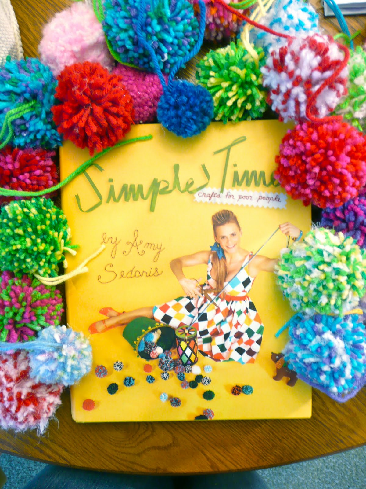 Susie can stitch amy sedaris for Amy sedaris crafts for poor people