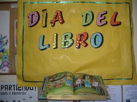 IMÁGENES DEL DÍA DEL LIBRO 23-4-08