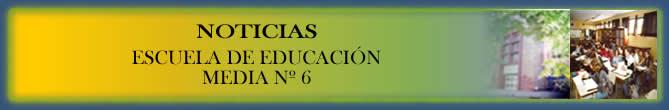 Escuela Media Nº 6