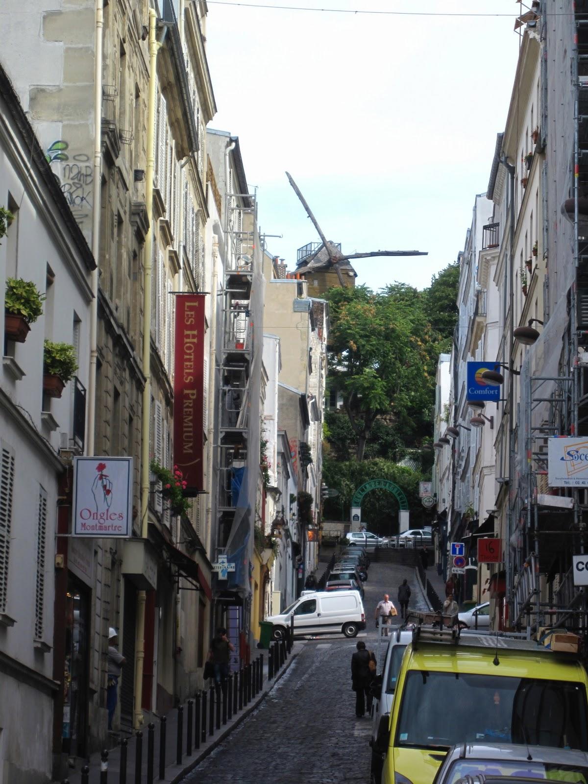 Parisencore le cimetiere de montmartre for Ui offenbach