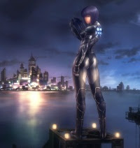Ghost in the Shell Live-Action film