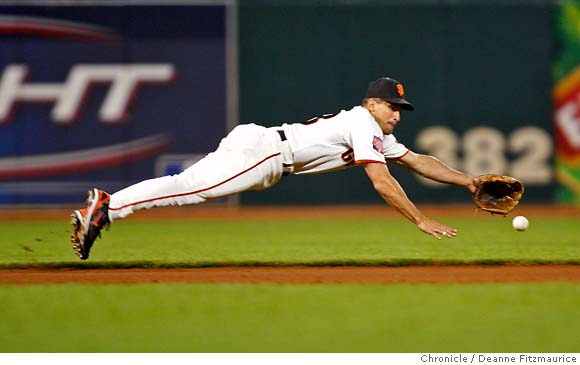 Saturday Shortstops:  Omar Vizquel