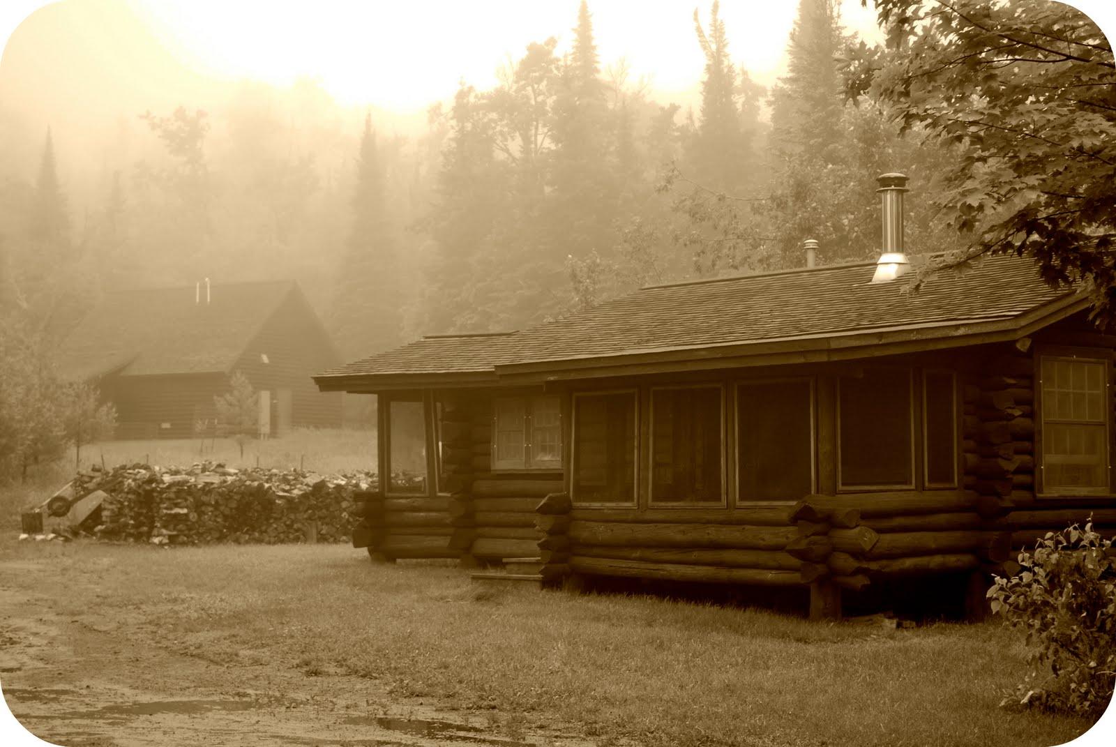 Chez Beeper Bebe Tettegouche Camp