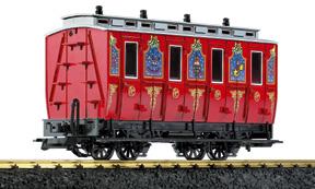 LGB Christmas train