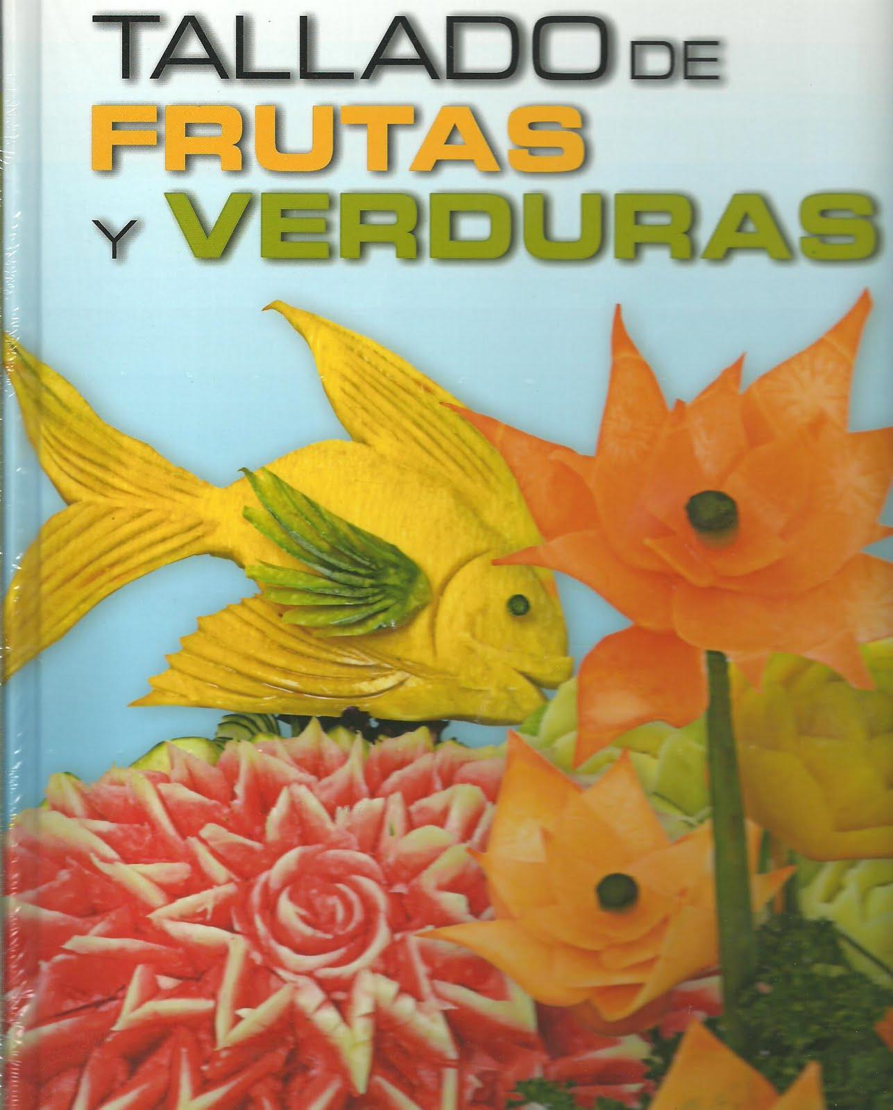 LIBRO : TALLADO DE FRUTAS Y VERDURAS PASO A PASO. MUKIMONO ...
