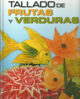 LIBRO   TALLADO DE FRUTAS Y VERDURAS PASO A PASO  MUKIMONO