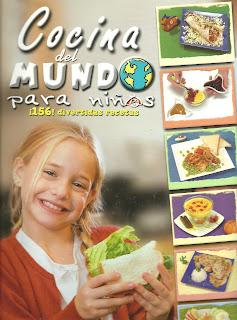 Libros dvds cd roms enciclopedias educaci n preescolar primaria secundaria preparatoria - Libros de cocina para ninos ...