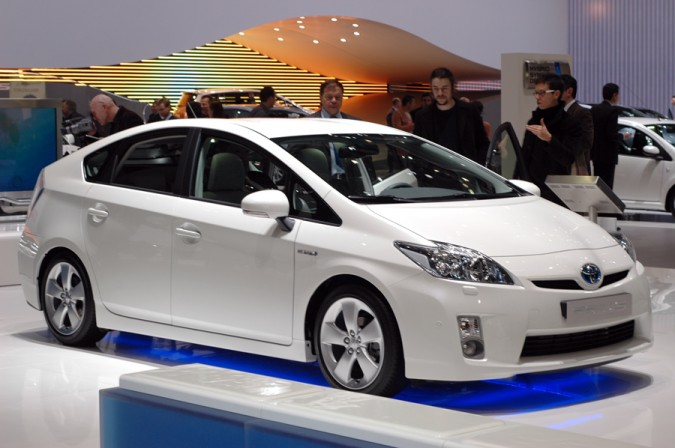 All About Toyota Prius