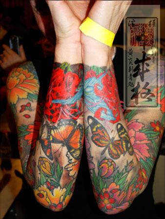 shige tattoo. Tattoo Oriental Style