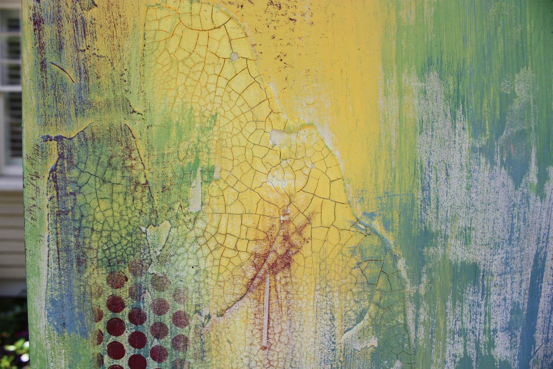Art du Jour by Martha Lever: Imagine---progression