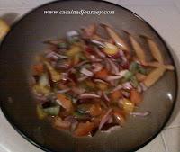 potato salad vinaigrette