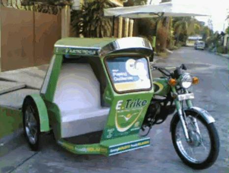 E-Trike