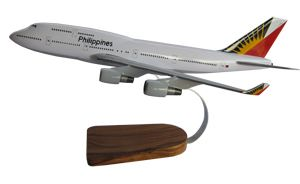 Philippine Mahogany Wooden Aircraft Models