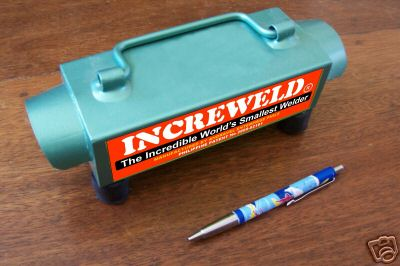 World's Smallest Welding Machine