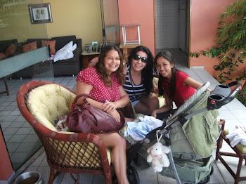 Isa, eu e Rafinha