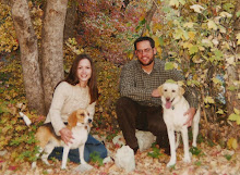 Fall 2002 with Our Dogs