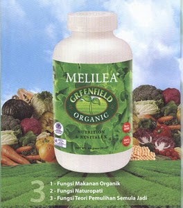 Melilea Greenfield Organic GFO