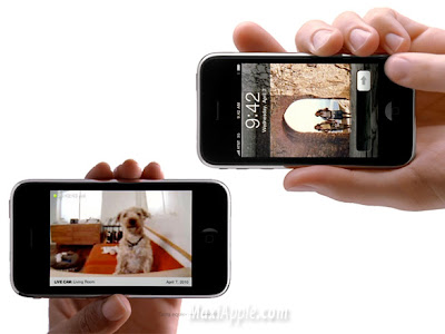 iphone ads 3gs Nouvelles Pubs iPhone : Dog Lover et Backpacker (videos)