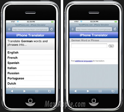 trdiph iPhone : Traducteur Multilingue (gratuit)