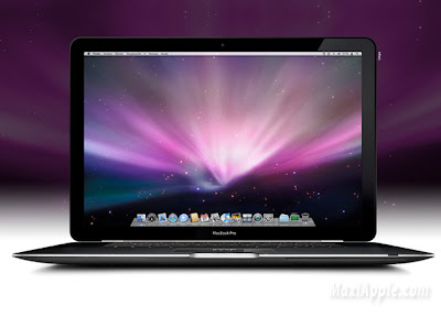 macbookair black1 MacBook Air Black : Il est Magnifique (image)