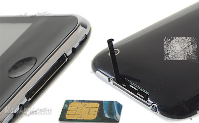 ifone3G 2 iFone 3G : Parfaite Contrefacon dun iPhone 3G (images)