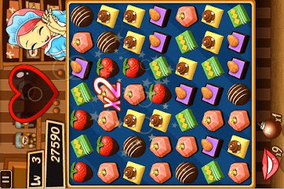 14 ChocChoc Pop Lite iPhone : 15 Excellents Jeux Gratuits