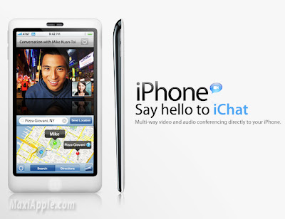 iphone concept 4 iPhone 3 : 10 Excellents Concepts (images)