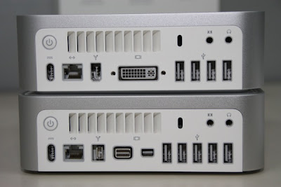 Mac Mini 2009 : Deballage et Demontage (Images)