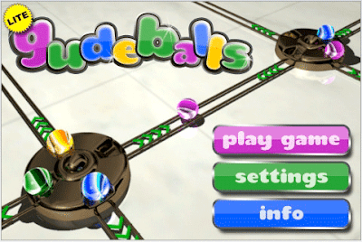 13 GudeBalls 20 Jeux Gratuits iPhone, iPod Touch, iPad (excellents)