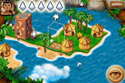 5 diamond islands 20 Jeux Gratuits iPhone, iPod Touch, iPad (excellents)