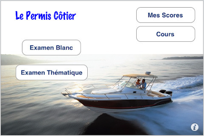 permis cotier iphone - Permis Cotier et Fluvial 2009 sur iPhone (gratuit)