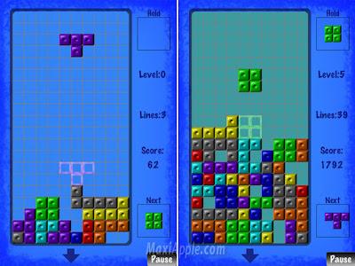Blocks Drop 2 Iphone Clone De Tetris Gratuit Maxiapple Com