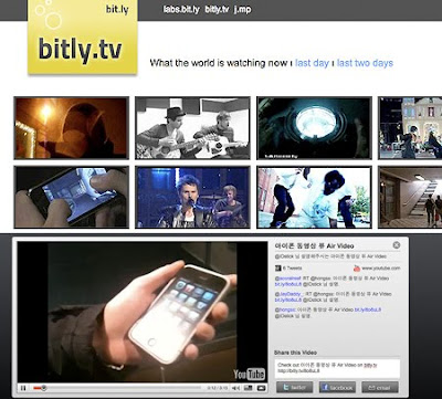 bitly tv Nouveau Bitly.TV : Le Zapping YouTube