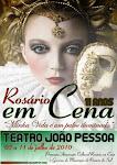 Rosário em Cena 11 anos - Minha Via é um palco iluminado