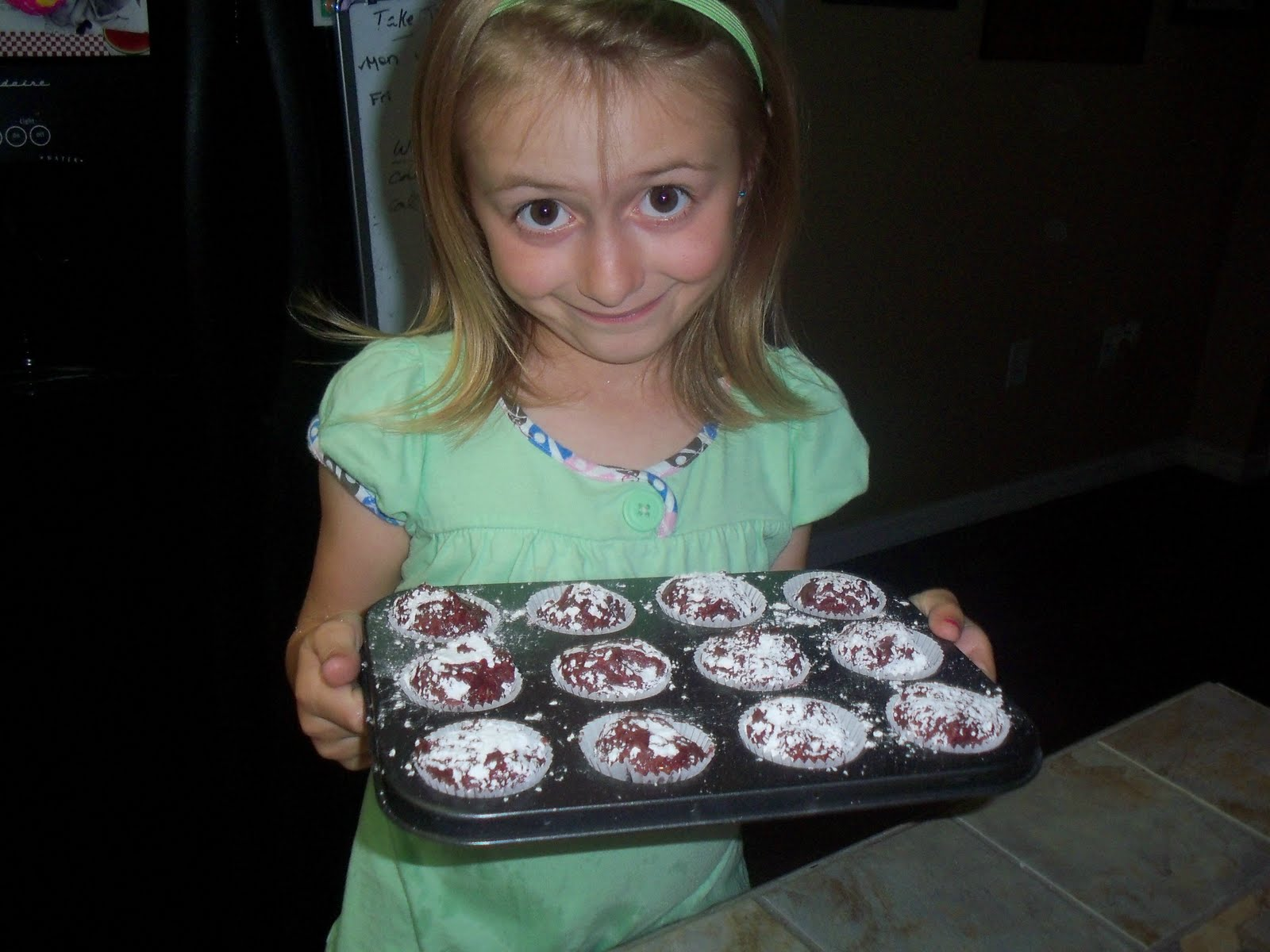 ... Me and Lu: Kids In The Kitchen-Peanut Butter and Jelly Crunch Truffles