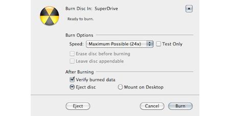 cd mac 02 medium Gravação do CD, Criação do disco de Instalação USB e Instalação do Ubuntu