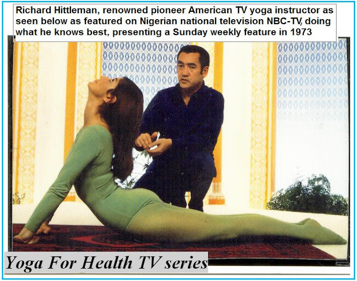 First Television Yoga Instructional Programme in Nigeria