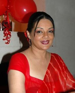 Angela Seneviratne - Sri Lankan Teledrama & Film Actress