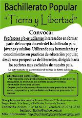 Educacion Libertaria